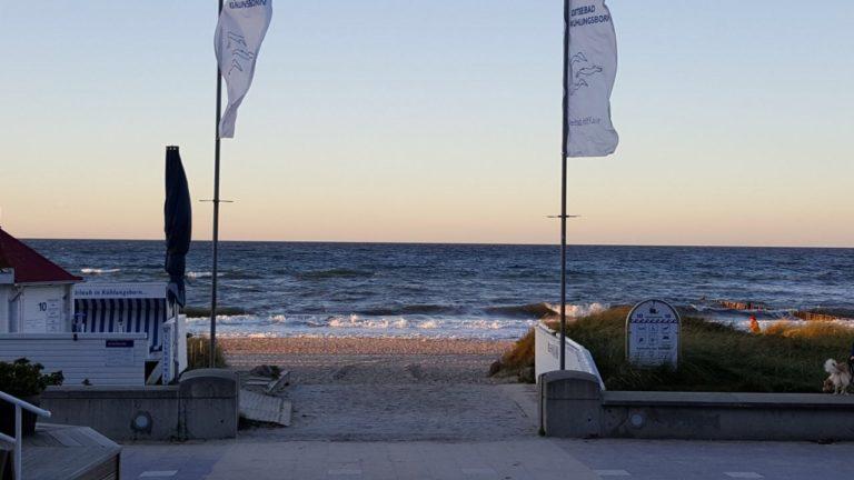Strand Ferienwohnung Sonnenburg Kühlungsborn